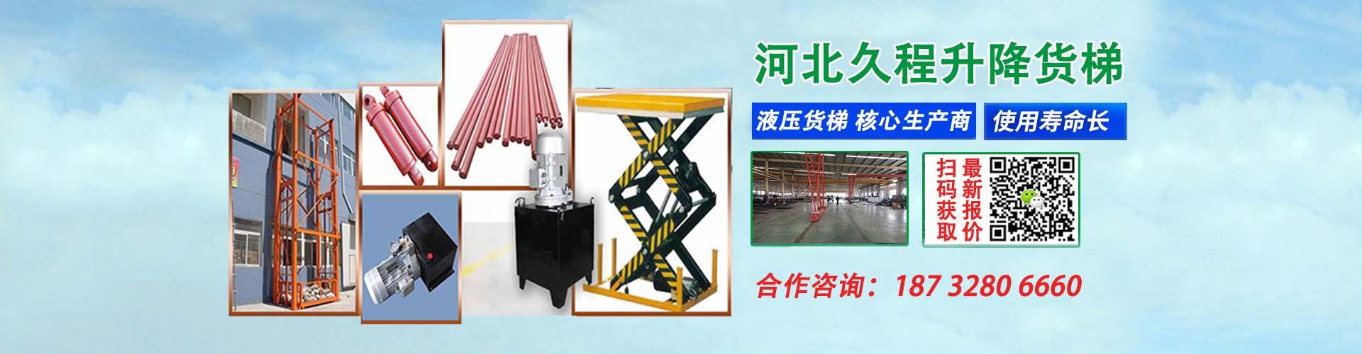 久程专业货梯生产商