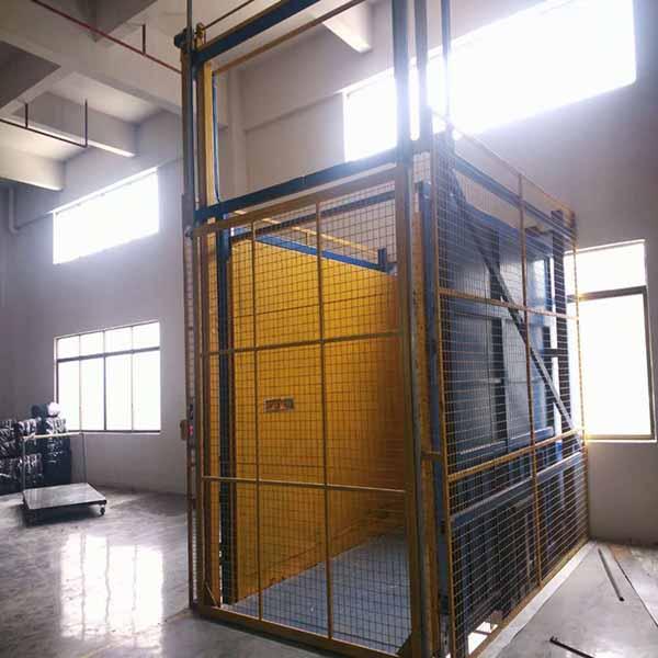 简易电动升降货梯