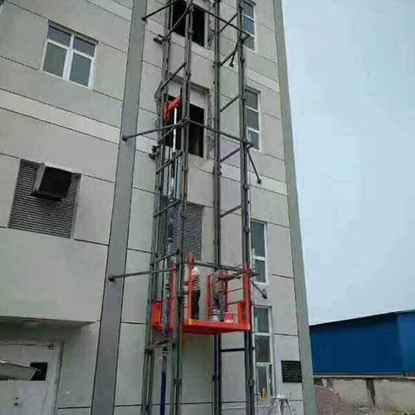 大型升降货梯