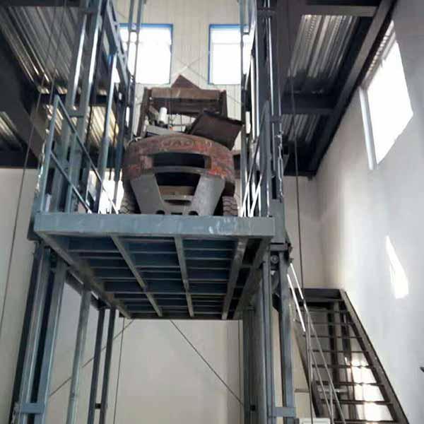 厂区升降货梯